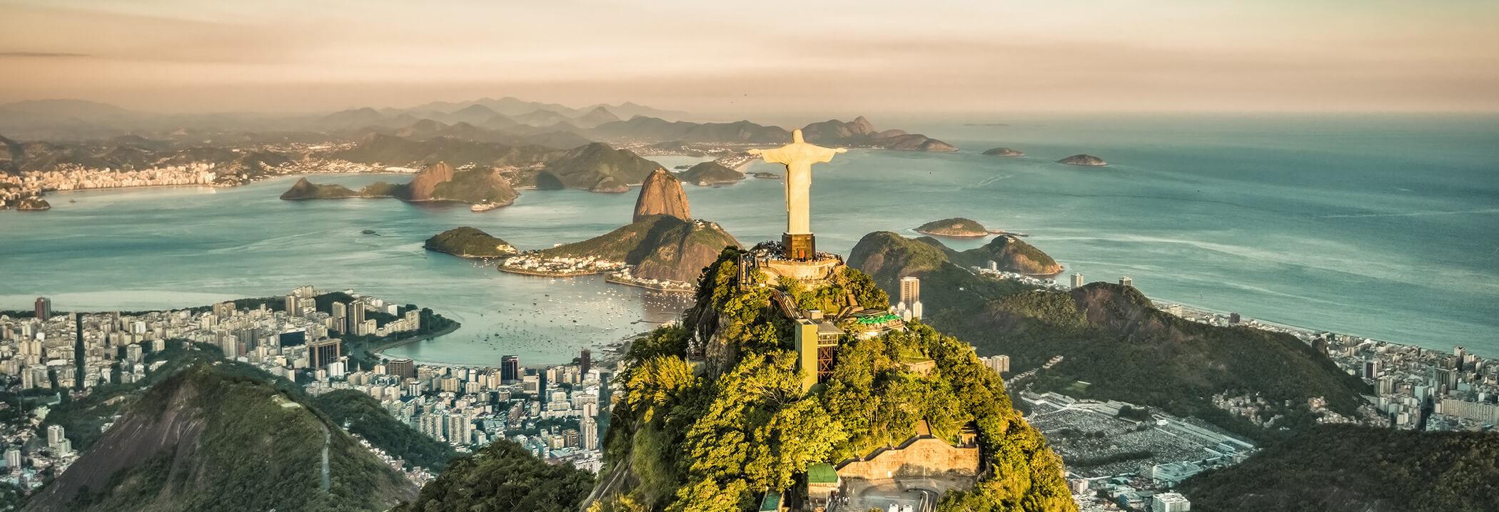 Brazilië - Transpack