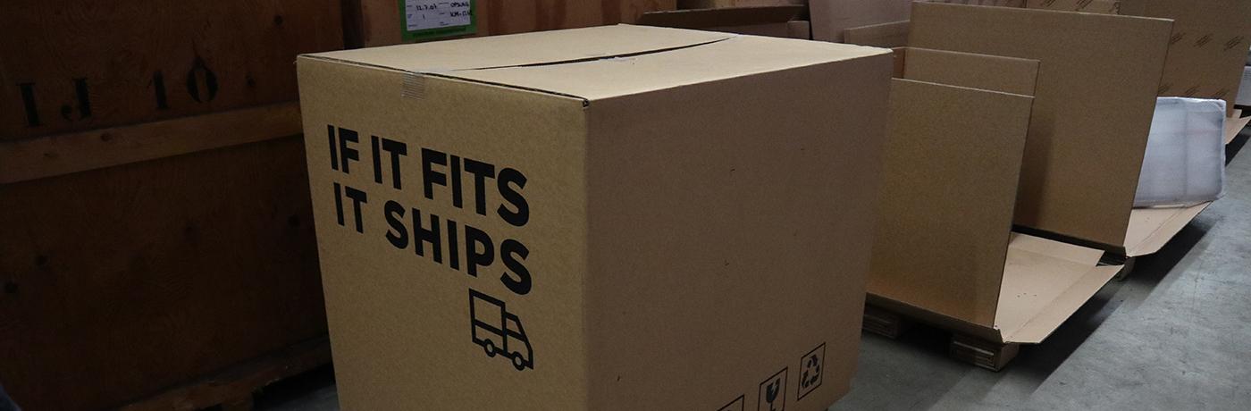 Verstuur goedkoop pakket if it fits it ships