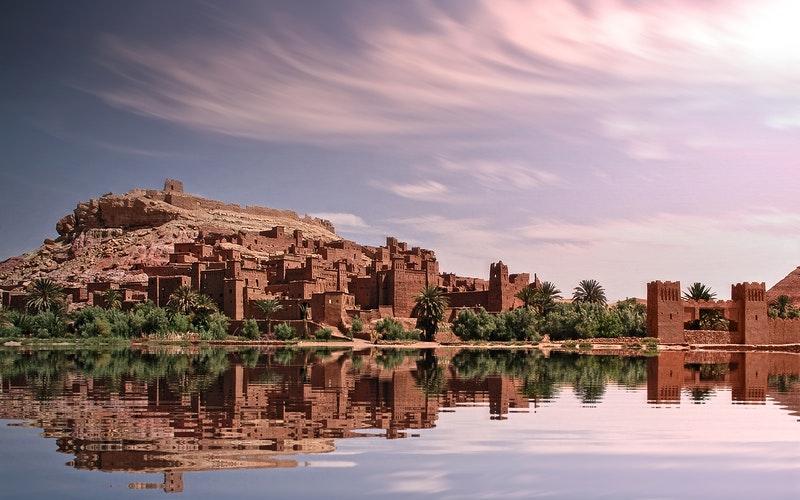 Verhuizen naar Marokko