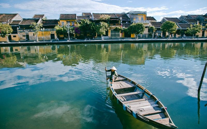 Verhuizen naar Vietnam