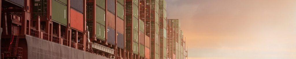 Zeepost verzenden per zeecontainer