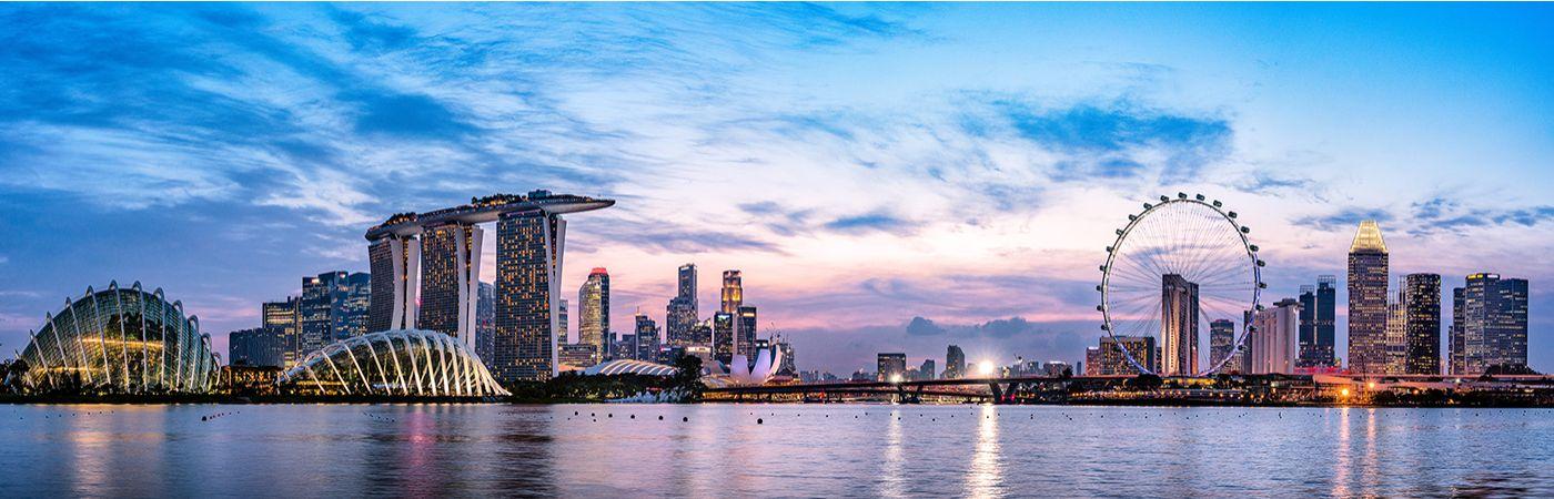 verhuizen naar singapore