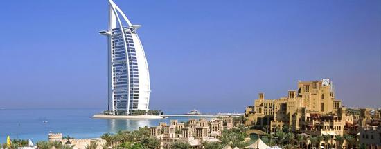 Emigreren naar Dubai